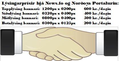 Lýsing News.fo og Norðoya Portalurin