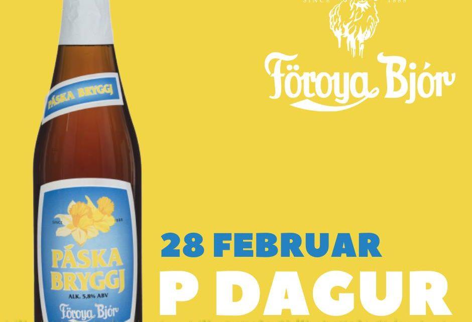 P-dagur Føroya Bjór