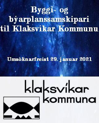 Lýsing Klaksvíkar Kommuna