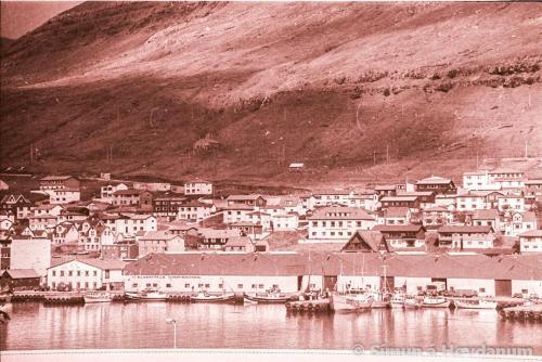 Gamlar myndir Klaksvík-1 (1 of 1)