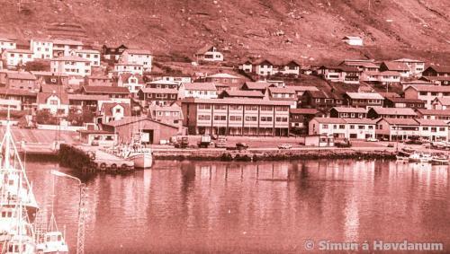 Gamlar myndir Klaksvík (1 of 1)