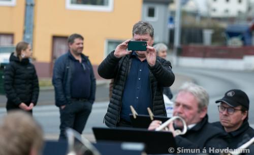 Klaksvíkar Hornorkestur 70 ár 05052020-20 (1 of 1)