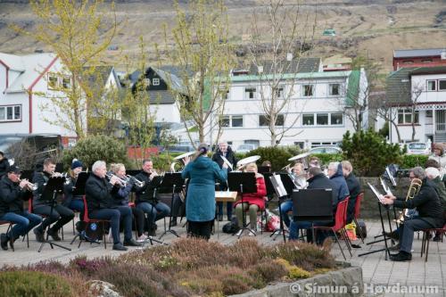 Klaksvíkar Hornorkestur 70 ár 05052020-30 (1 of 1)