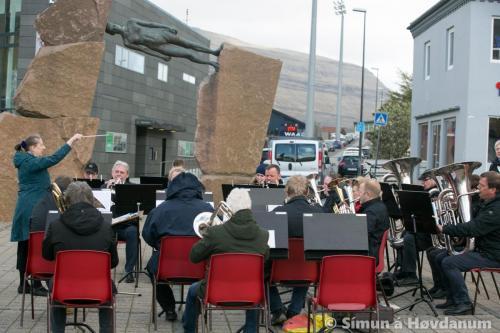 Klaksvíkar Hornorkestur 70 ár 05052020-5 (1 of 1)